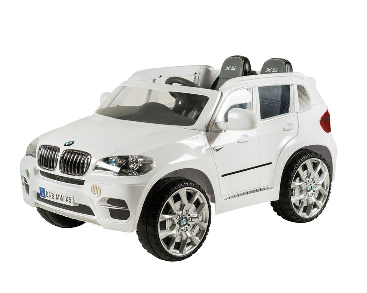 Sunny Baby W498QHT BMW X5 Akülü Araba Beyaz