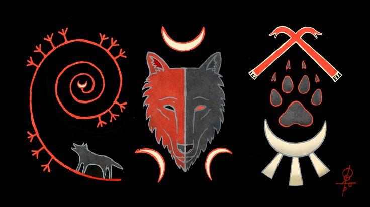 Wolftrack by Sukharev on DeviantArt