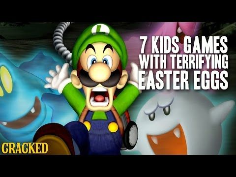 the 6 creepiest easter eggs hidden in video games cracked