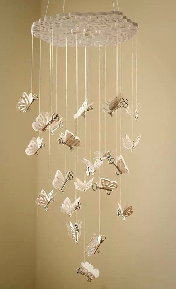 Best 25 harry potter room ideas on pinterest harry potter decor harry potter inspired flying keys with wings baby crib nursery mobile solutioingenieria Choice Image