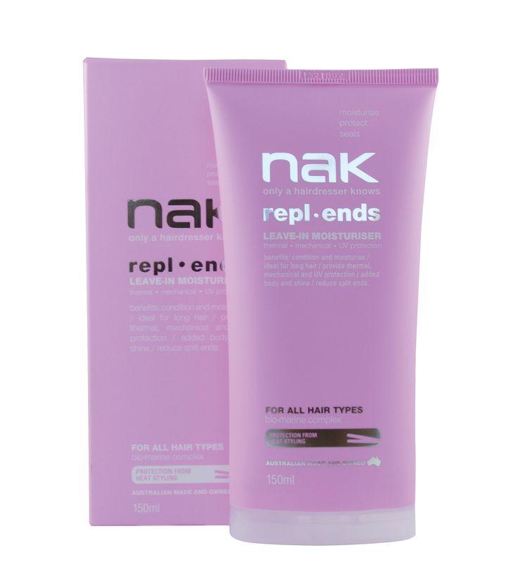 #NAKhair #replends #moisturiser #hair #haircare