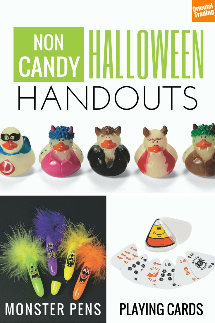 17 Best images about Halloween Handouts, Toys & Games on Pinterest ...
