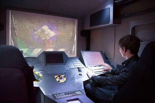 mobile-space-ship-simulator