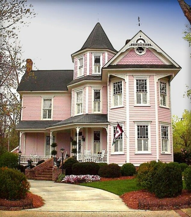 2020 Best Queen Ann Victorian Houses Images On Pinterest