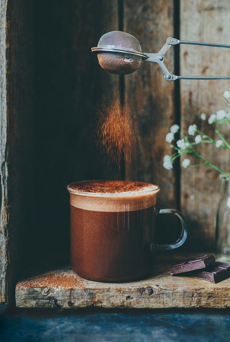 Varm choklad med en gnutta chili