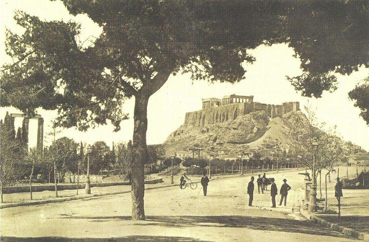 Old #Athens, #Acropolis #Thisio #Parthenon