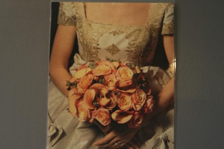 Die Inspiration für mein Hochzeitskleid. Wenn jemand weiß, wer der Designer ist … es …   – done it/have it