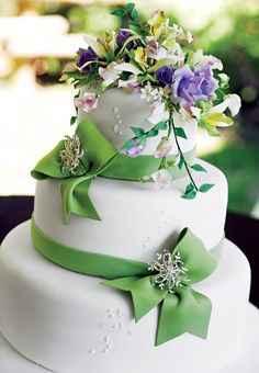 love the ribbons and simpleness
