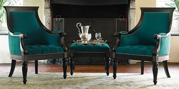 A Fire Place Is A Great Space To Place Extra Seating