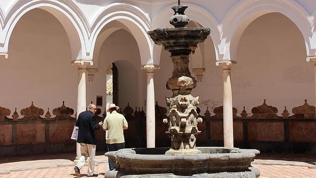 Palacio de Peñaflor .Ecija ( Sevilla)
