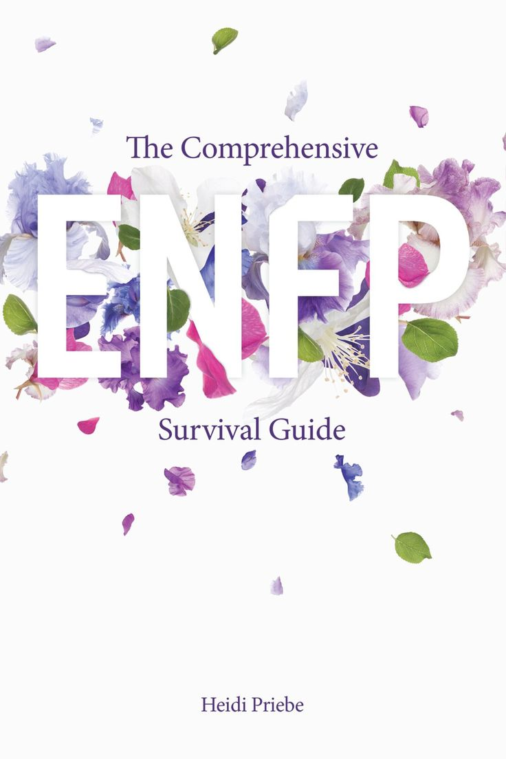 Hmmm....I've taken the Myers Briggs many times and as I get older the E (extrovert) keeps gets closer and closer to catching up with the I (introvert). After reading this article I seem to be a combo INFP/ENFP .