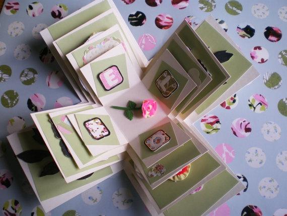 valentine exploding box