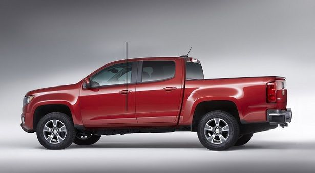 2016 Dodge Dakota - competitors