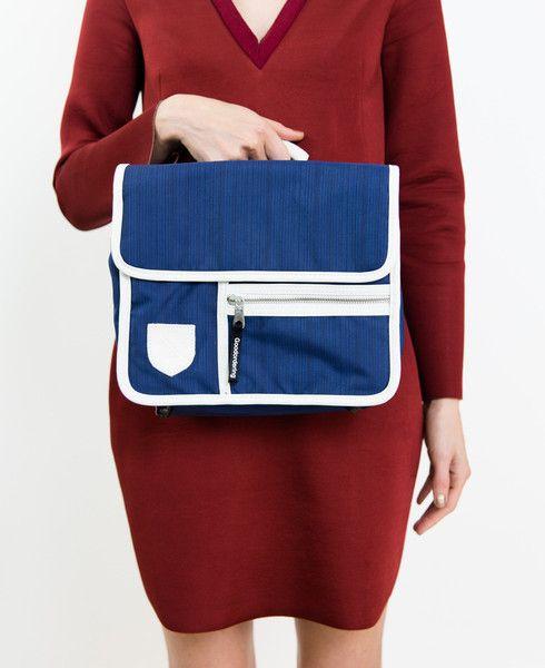Handlebar Bag // Goodordering