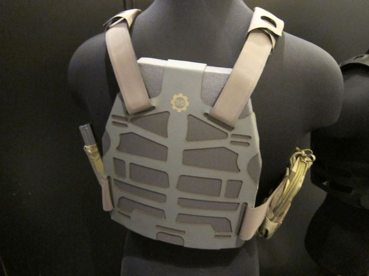 S Precision Plate Frame Tactical Armor Plate Carrier