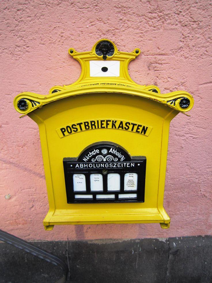 Old_German_postbox_in_Cochem_01.JPG (3240×4320) tabló