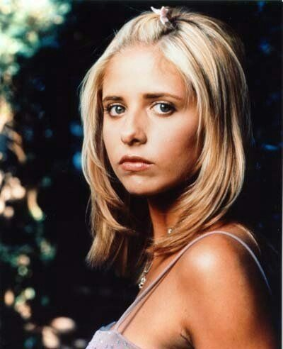 Buffy the Vampire Slayer season 3 promo shot | Buffy the ...