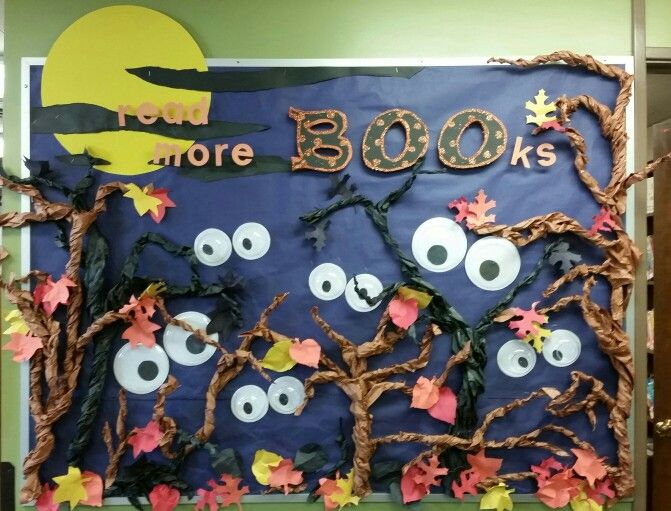 October 2015 bulletin board