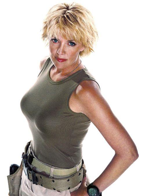 Hot Girls Stargate SG-1 | Ten Attractive (Female) Minds in Sci-Fi TV!