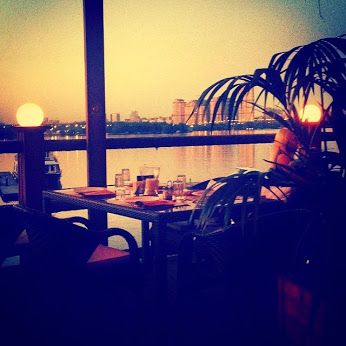#кафе #рестаран #вечер #москва