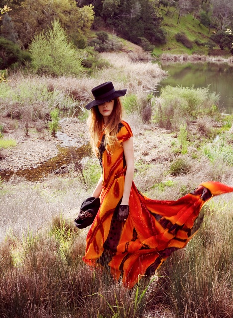 Olivia Malone: lindsey thornburg - elle