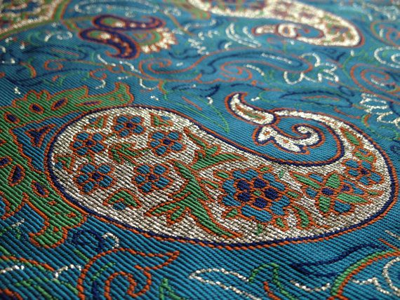 Brand New Persian Termeh Decorative Tablecloth by GemHandmadeGoods, $237.00