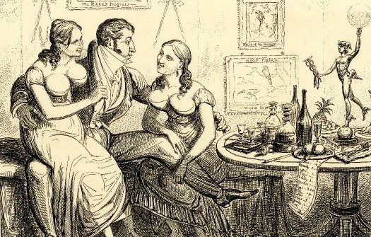 July 5, 1890 The City of St Louis passes a Social Evil Ordinance empowering the board of health to regulate prostitution.