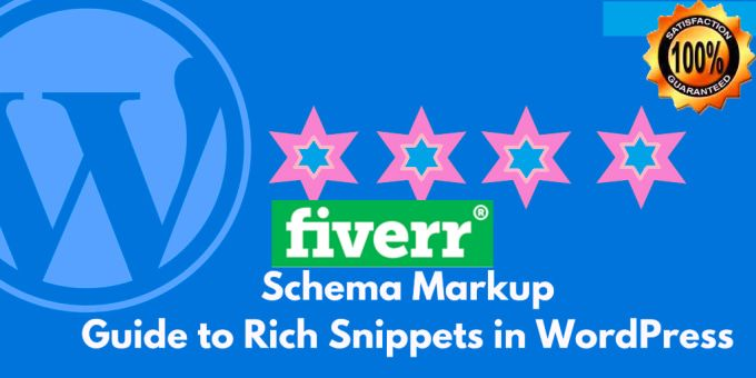 I will give structure to your Wordpress by using Structured Data Markup & Rich Snippets