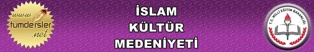 İslam Kültür ve Medeniyeti 1. Dönem 1. Yazılı 12. Sınıf | Tüm Dersler