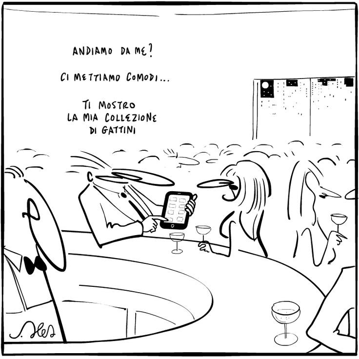 #vignetta #collezione #gattini #JoshuaHeld #sketch #collection #kitten