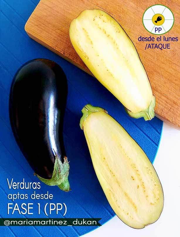 Dieta Dukan: Verduras aptas desde fase 1 (Ataque) y para días de Proteína Pura