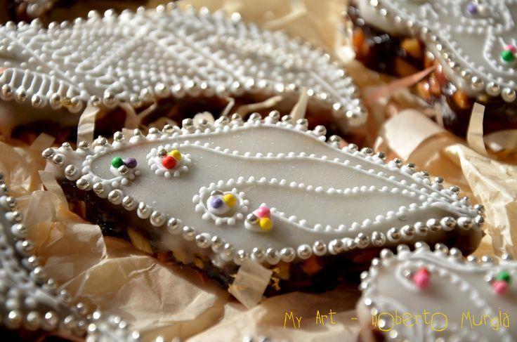 Papassinus de sapa Continua la mia voglia di preparare dolci Sardi ...Questi che vi presento sono le ...