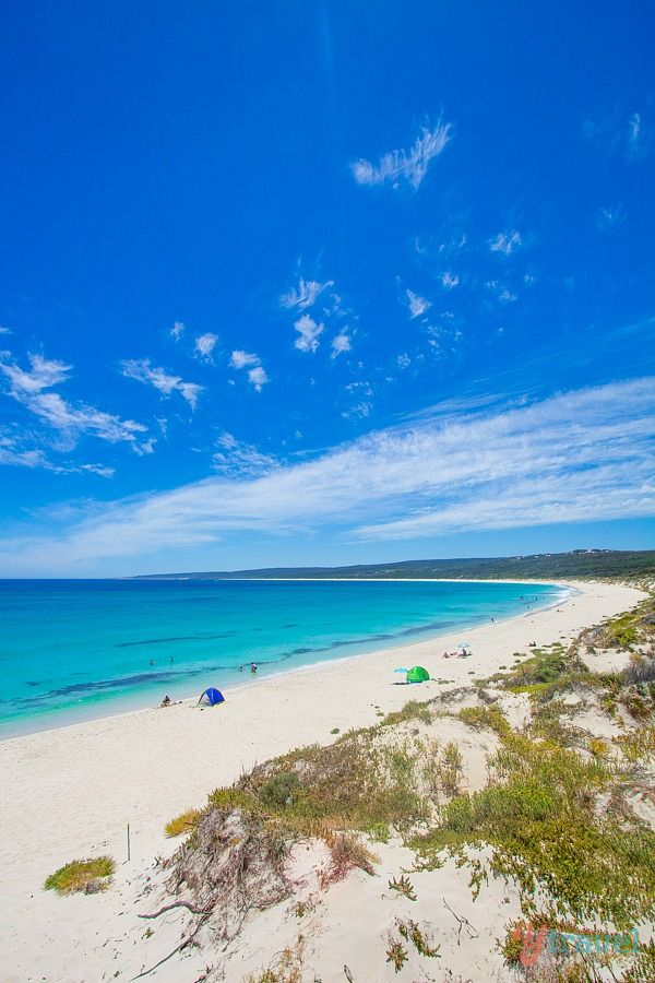 Loved this beach! - Hamelin Bay in Margaret River, Western Australia