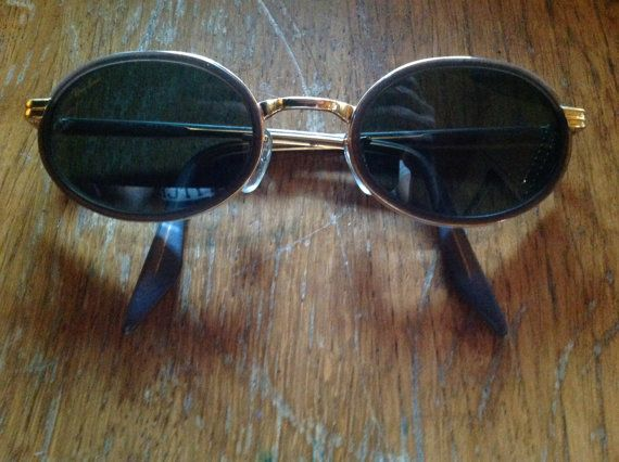 vintage ray ban sunglasses for sale  vintage ray ban sidestreet oval steampunk sunglasses on etsy, $50.00
