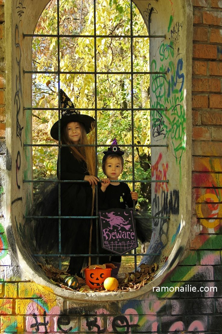 Halloween Photo Session