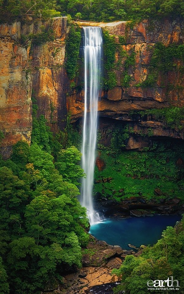 Fitzroy Falls, Morton National Park, Southern Highlands, New South Wales, Australia