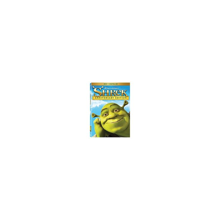 Shrek (Dvd + HD), Movies
