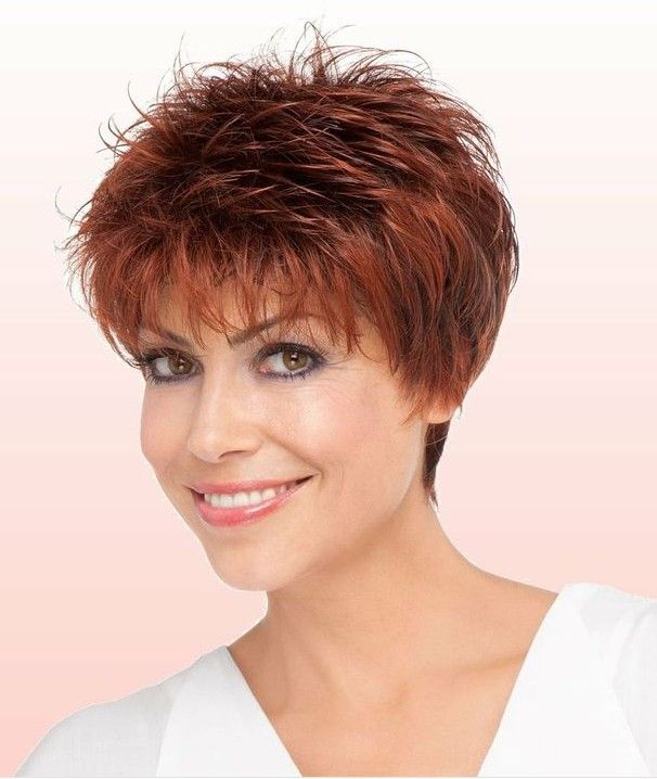 Short Shaggy Hairstyles For Women Over 50 - Fave HairStyles