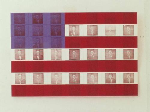 The Presidential Suite. JFK ,  Billy Apple.