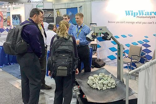 See WipWare in Vancouver! WipWare is displaying the latest in particle sizing/fragmentation analysis technology at the Canadian Institute of Mining, Metallurgy and Petroleum (CIM) 2016 Convention this week. Stop by booth 1521 and say hi! #mining #CIM #Vancouver #BritishColumbia #wipware #fragmentationanalysis #blastoptimization #technology