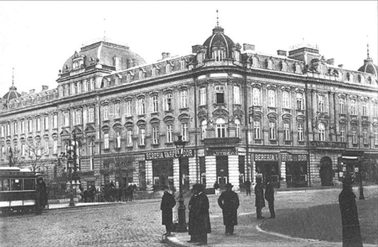 Am primit zilele trecute inca o fotografie interesanta din Bucurestiul anilor 1920, imagine ce intra cu succes in colectia mea personala. Realizata de Vaum I. Ioan, fotograf ce avea atelierul pe Al…
