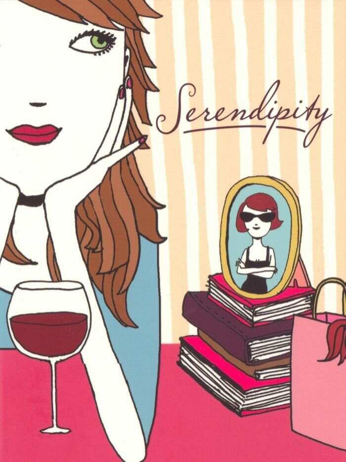 Serendipity by Melanie La'Brooy
