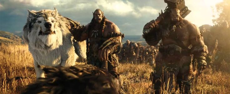WARCRAFT Official Movie Trailer HD (2016) трейлер варкрафта на Русском я...