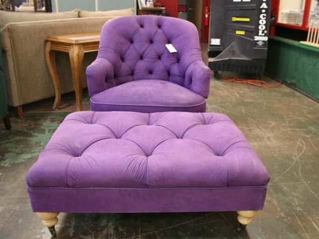 purple furniture    Jennifer Farrell via Criss Kramer onto for the love of purple, the color of royalty