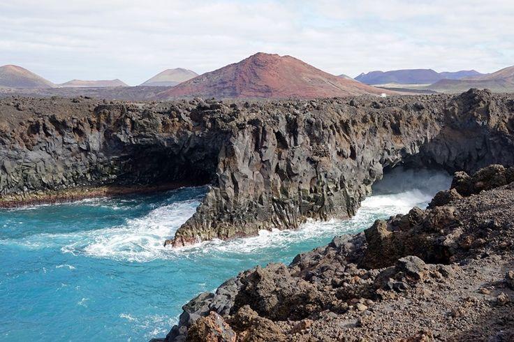 Reisetipps & Bericht über die Lavainsel Lanzarote