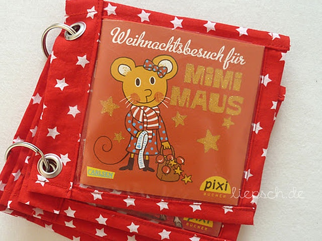 tutorial pixibuch-adventskalender und pixibuch-aufbewahrung