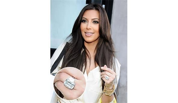 Engagement Rings and Celebrities