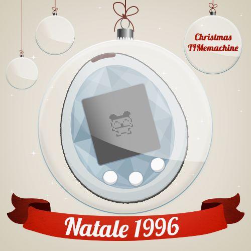 Nel Natale del 1996 nasce il famoso cucciolo virtuale: il #Tamagochi! Una gioia per le mamme che non volevano in casa un animale vero! #TIM #idea #regali #gift #Natale #Natale2013 #ChristmasTIMemachine