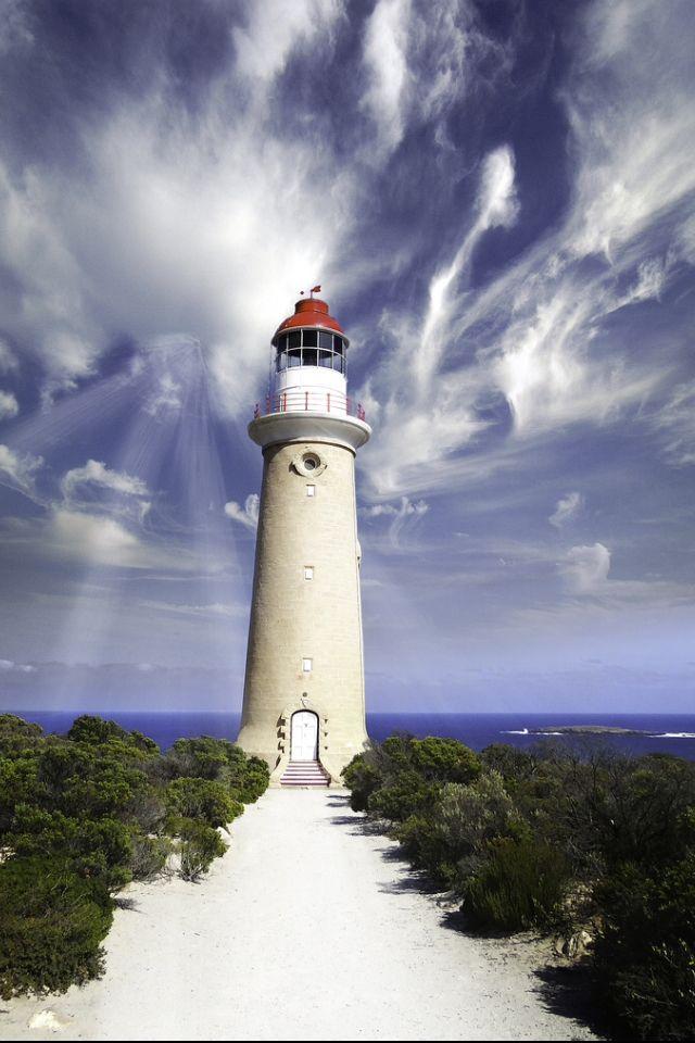 Cape du Couedic #Lighthouse - Kangaroo Island, South #Australia