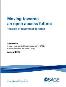 El papel de las bibliotecas universitarias en el futuro del acceso abierto / #UniversoAbierto | #academiclibrary #oainves
